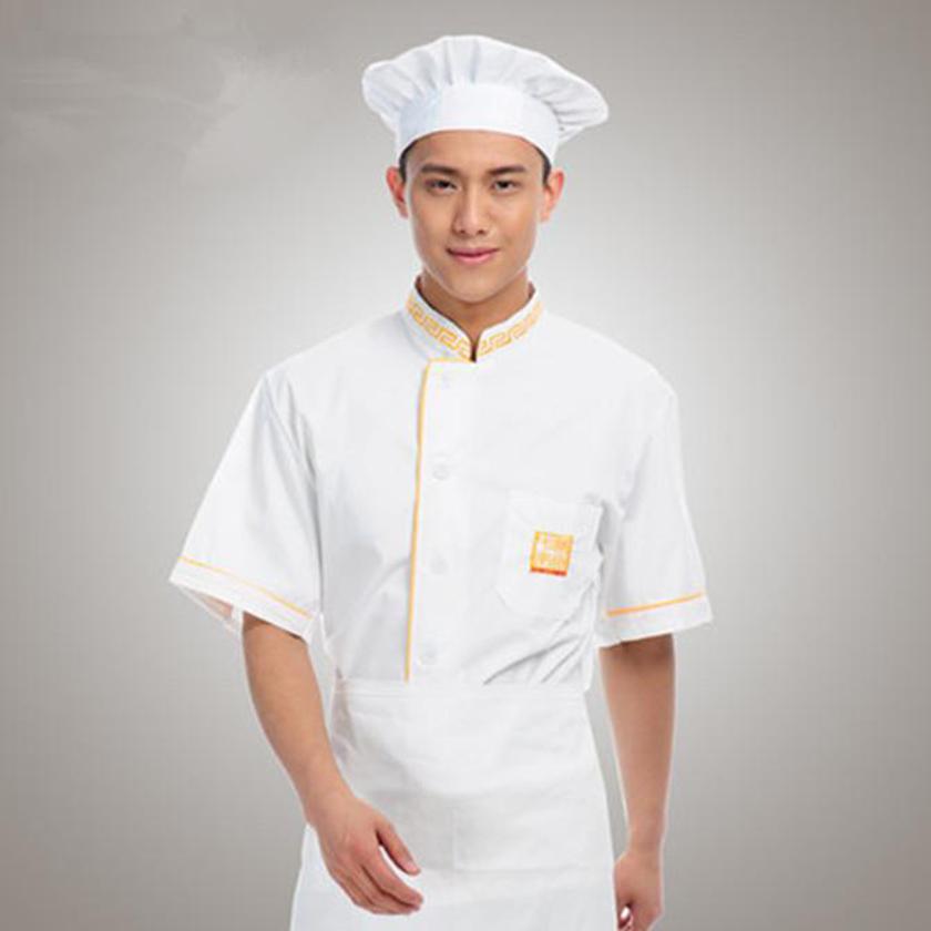 威海厨师服